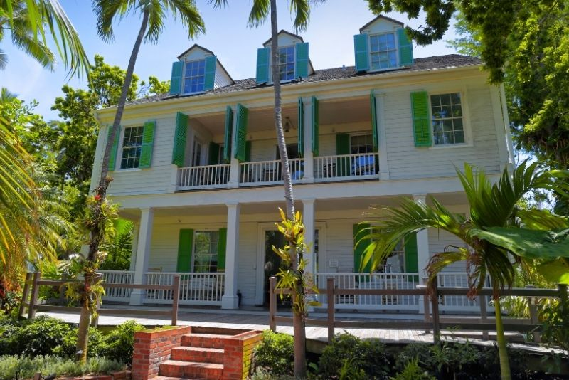 Audubon House & Tropical Gardens, Key West, Florida