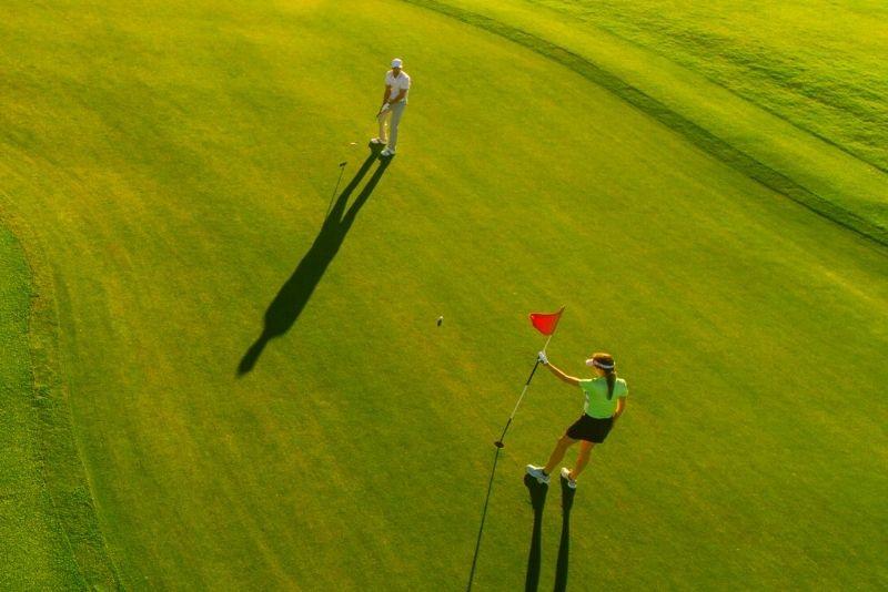 Audubon Park Golf Course, New Orleans