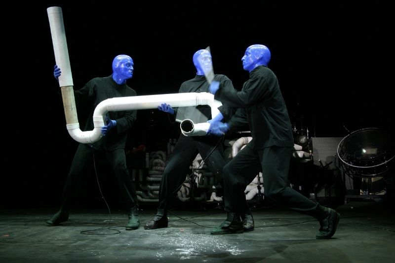 Blue Man Group, Orlando