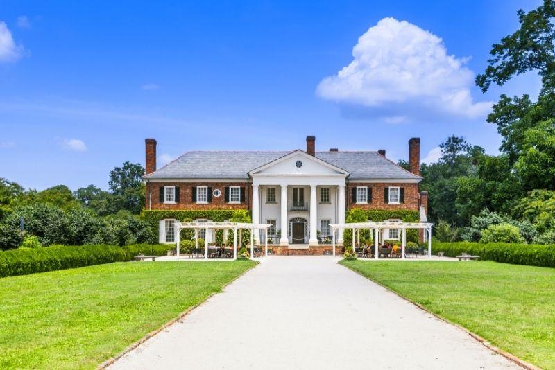Boone Hall Plantation & Gardens, Charleston