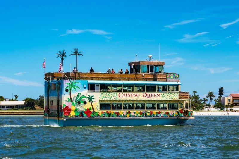 Calypso Queen party cruise, Florida
