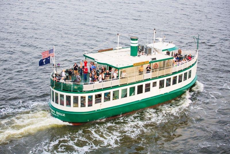 Charleston Harbor sightseeing cruise