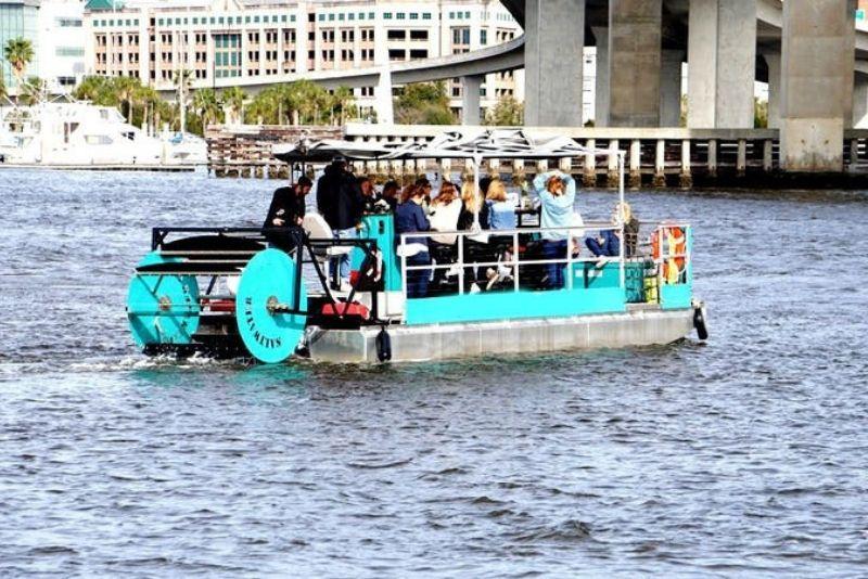 Charleston Saltwater Cycle boat