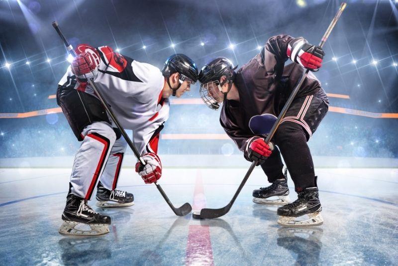 Chicago Blackhawks hockey at the United Center