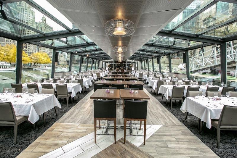 Chicago Odyssey brunch cruise