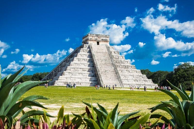 Ausgrabungsstätte Chichen Itza, Mexiko