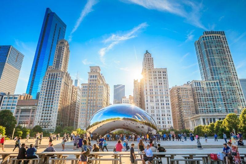 Cloud Gate, Chicago