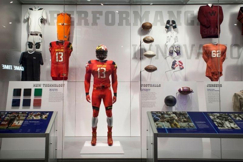 College Football Hall of Fame, Atlanta