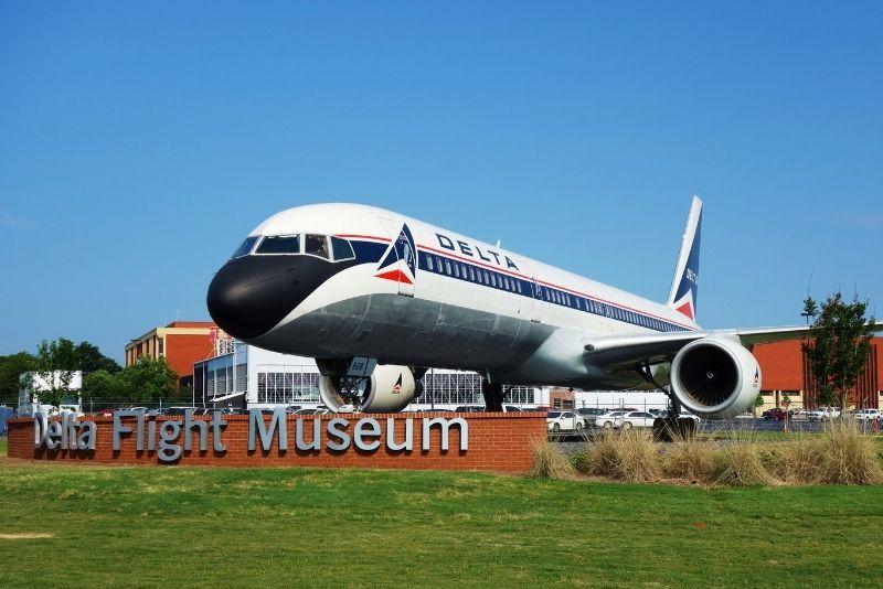 Delta Flight Museum, Atlanta
