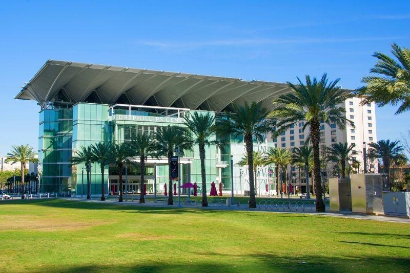 Dr. Phillips Center, Orlando