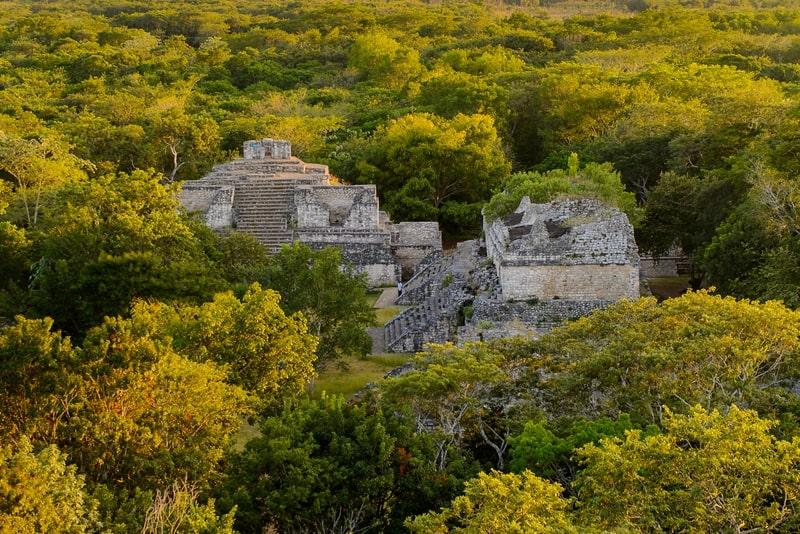 Ausgrabungsstätte Ek Balam, Mexiko