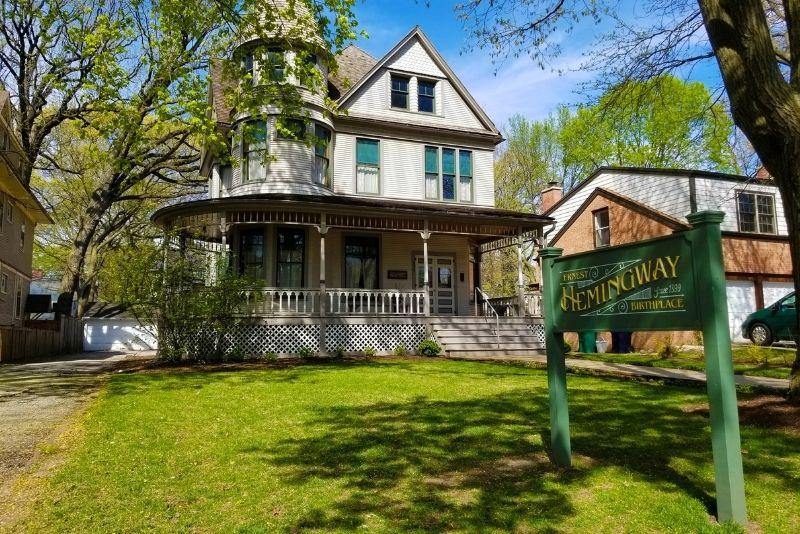 Ernest Hemingway Birthplace Museum