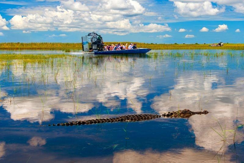 Everglades tour from Orlando