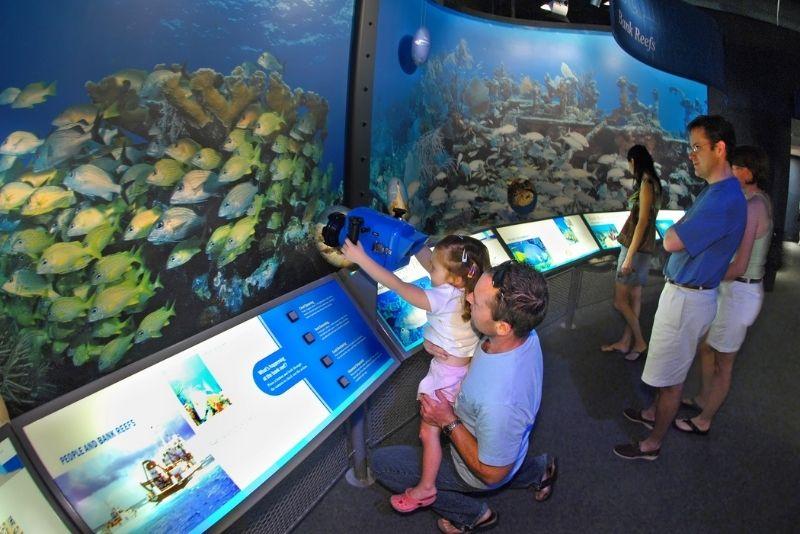 Florida Keys Eco-Discovery Center, Key West, Florida