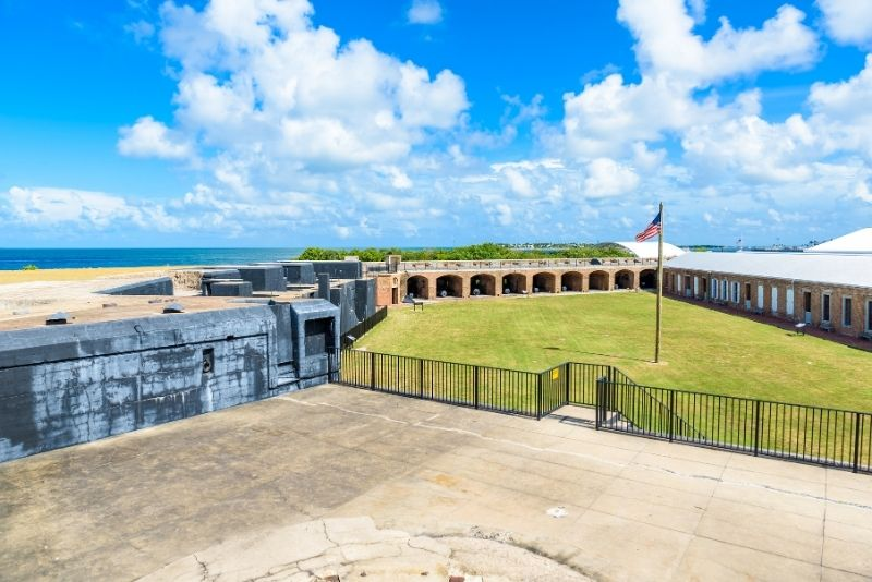 Fort Zachary Taylor Historic State Park, Key West, Florida