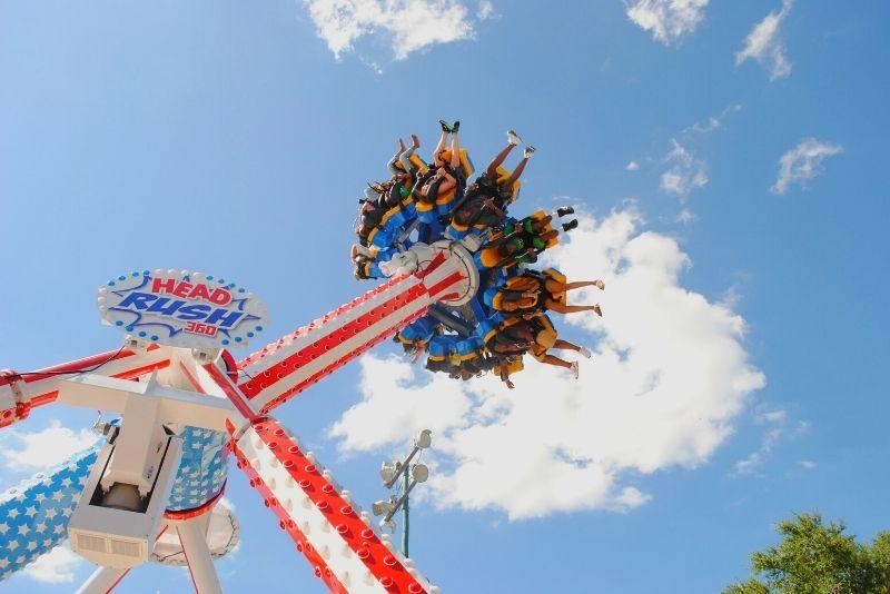 Fun Spot theme park, Orlando