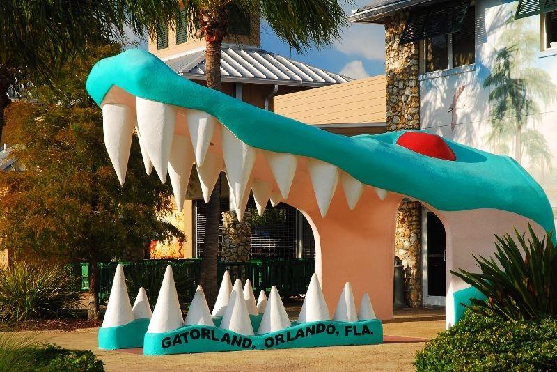 Gatorland, Orlando