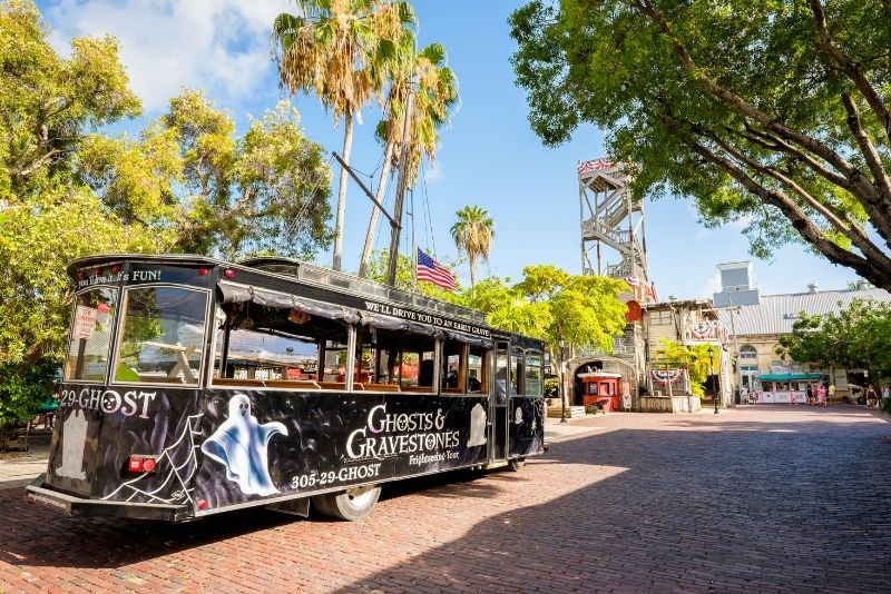 Ghosts & Gravestones Tour of Key West, Florida