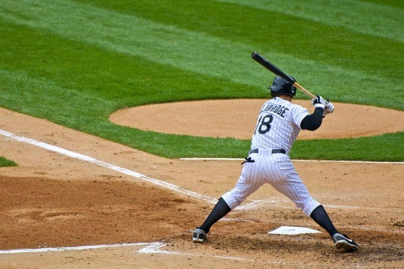 White Sox baseball game at Guaranteed Rate Field, Chicago