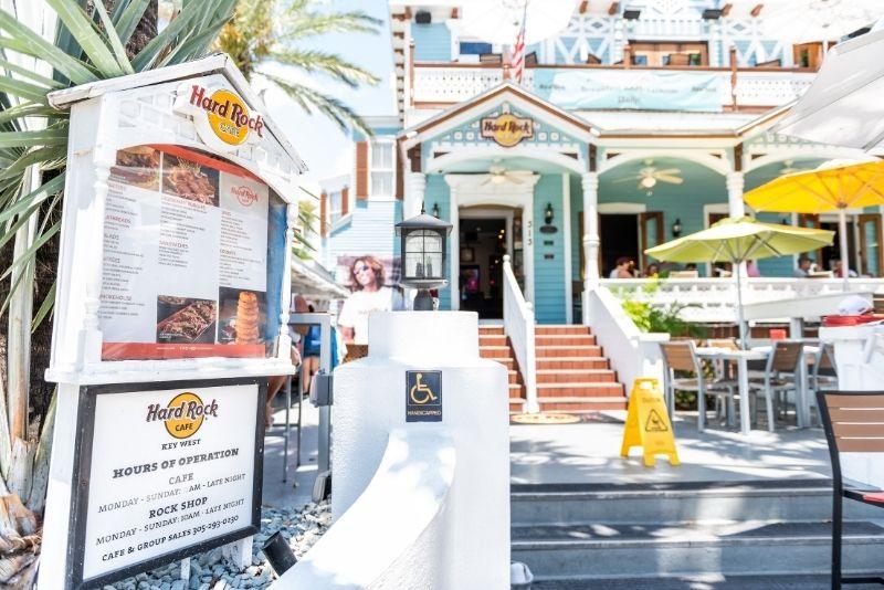 Hard Rock Cafe, Key West, Florida