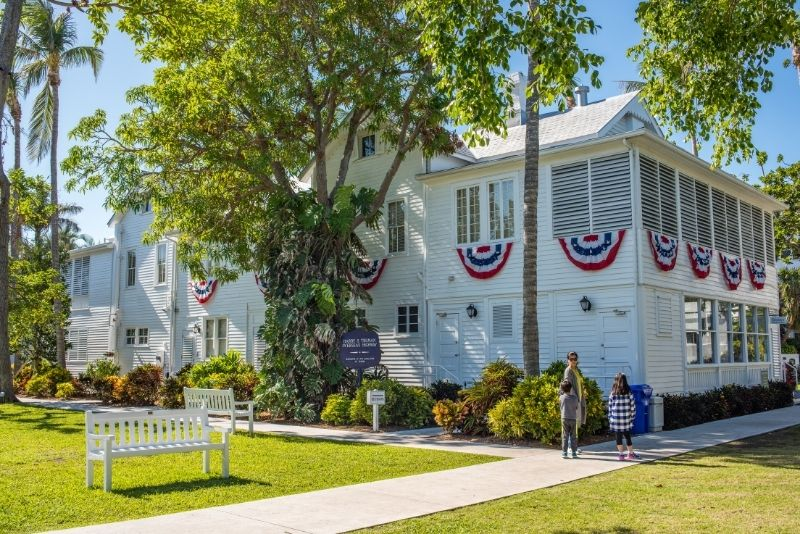 Harry S. Truman Little White House, Key West, Florida