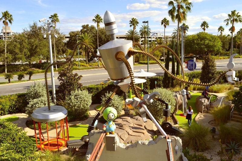 Hollywood Drive-In Golf, Orlando