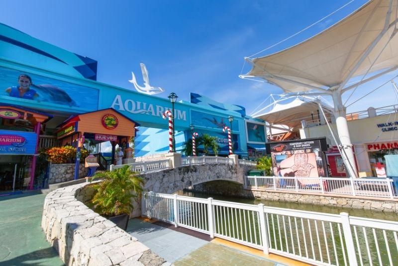 Interactive Aquarium Cancun, Mexico