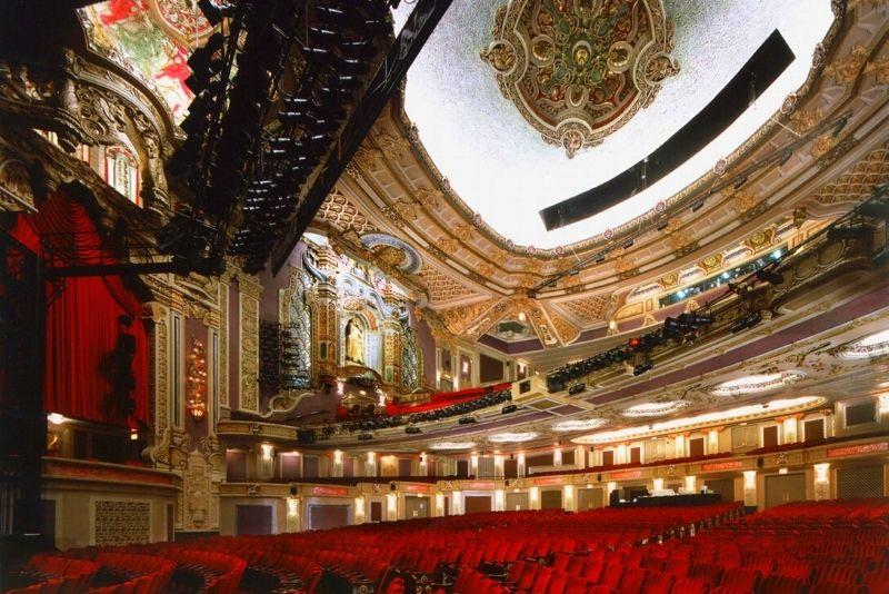 James M. Nederlander Theatre, Chicago