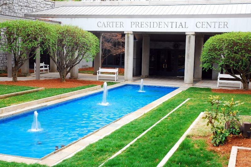 Jimmy Carter Library & Museum, Atlanta