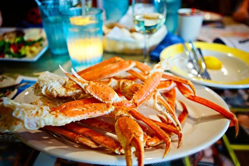 Restaurante Joe's Stone Crab, Miami, Florida