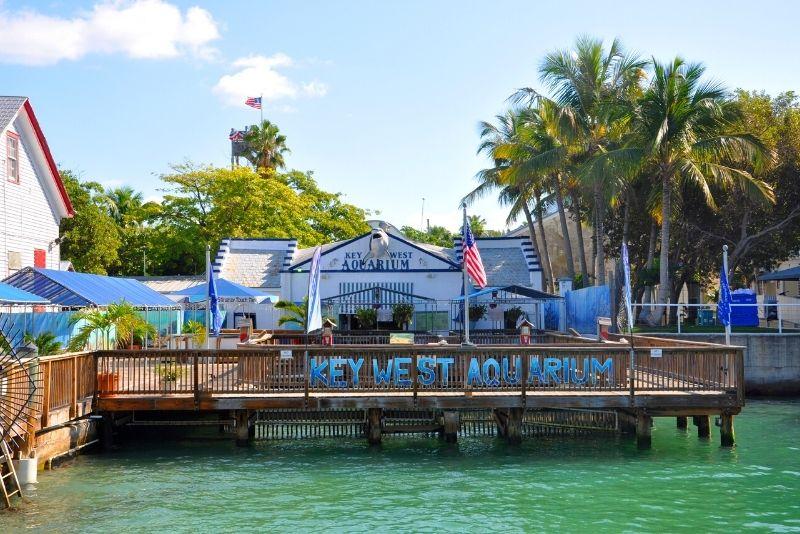 Key West Aquarium, Key West, Florida