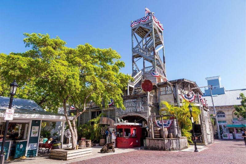 Key West Shipwreck Treasure Museum, Key West, Florida
