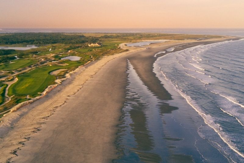 Kiawah Island Golf Resort near Charleston
