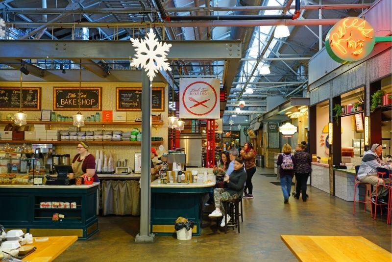 Krog Street Market, Atlanta