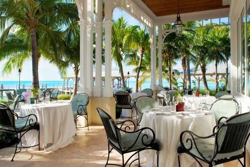 Latitude's Restaurant, Key West, Florida