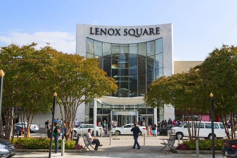 Lenox Square shopping mall, Atlanta