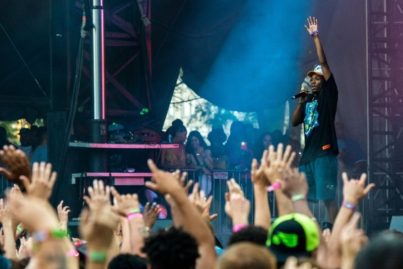 Lollapalooza music festival, Chicago