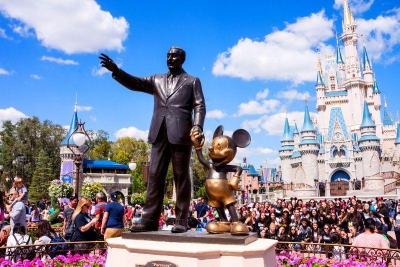 Magic Kingdom, Walt Disney World Resort, Orlando