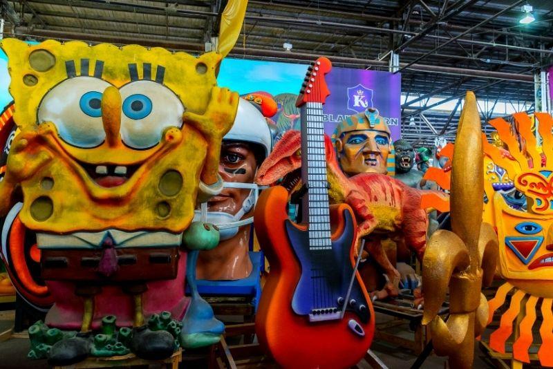 Mardi Gras World, New Orleans