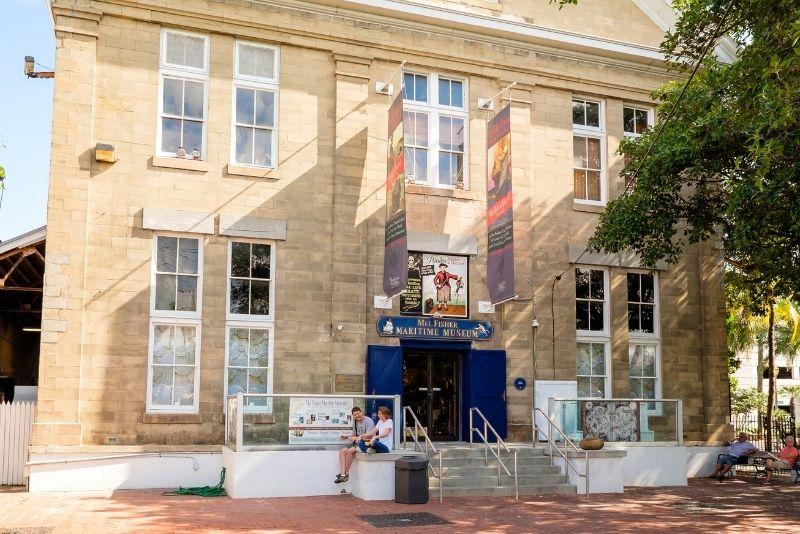 Mel Fisher Maritime Heritage Museum, Key West, Florida