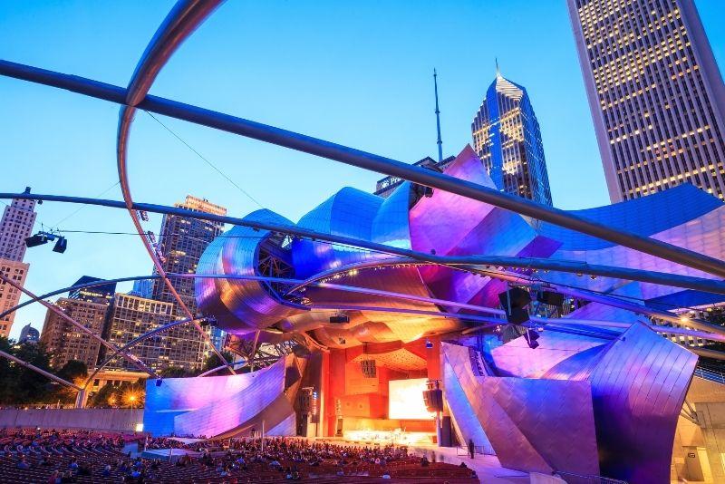 Millennium Park Summer Music Series, Chicago