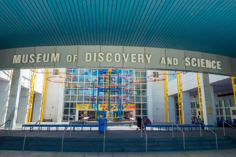 Museum of Discovery and Science, Fort Lauderdale