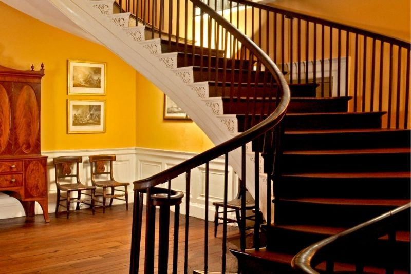 Nathaniel Russell House, Charleston