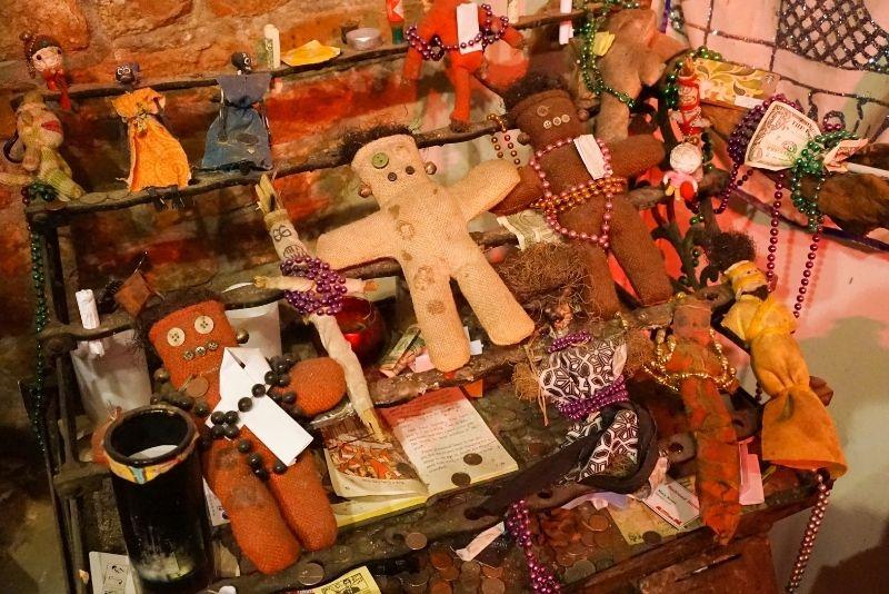 New Orleans Historic Voodoo Museum