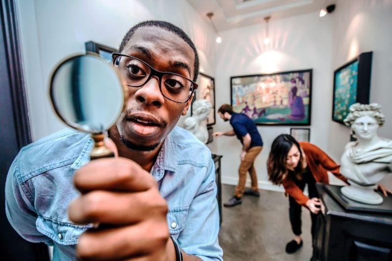Orlando escape room