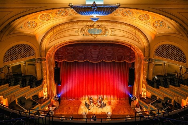 Orpheum Theater, New Orleans