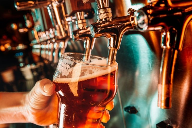 Palmetto Brewery, Charleston