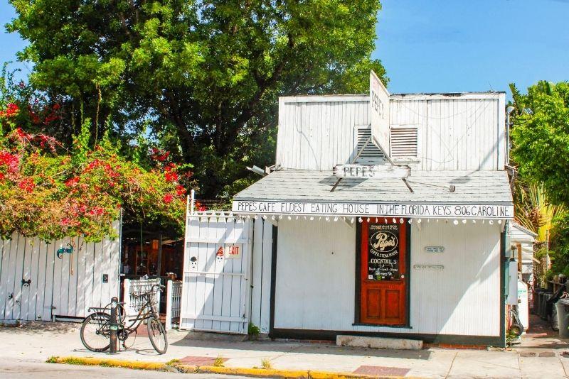 Pepe's Café, key West, Florida