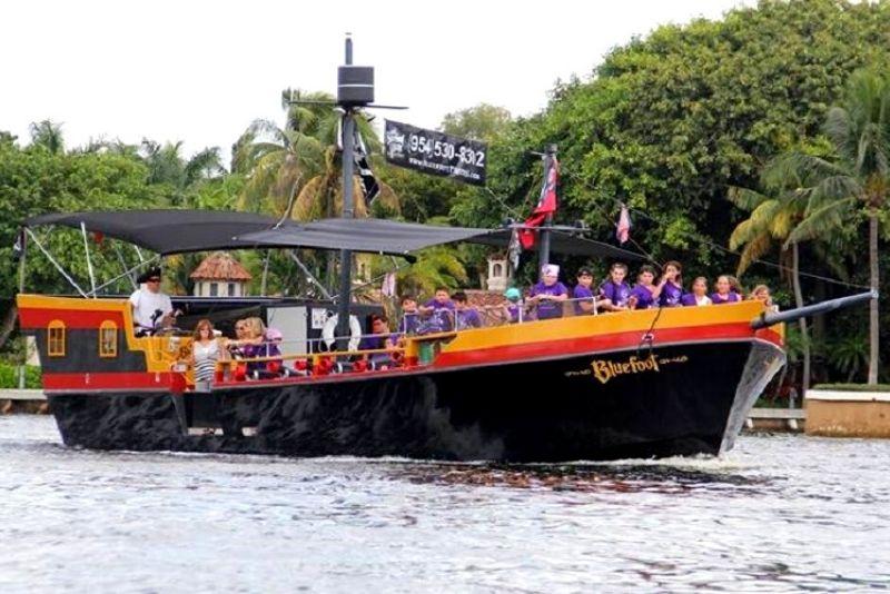 Pirate Adventure Cruise, Fort Lauderdale