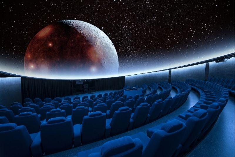 Planetario De Cancun KaYok, Mexico